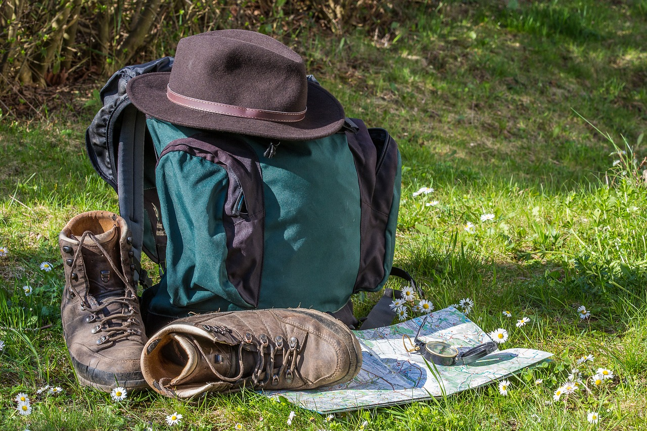 Wanderurlaub für Senioren - fit im Alter