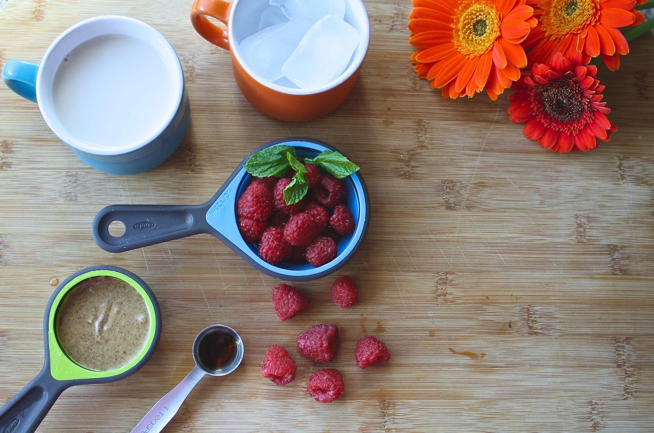 Himbeeren - ein ein leckeres Superfood