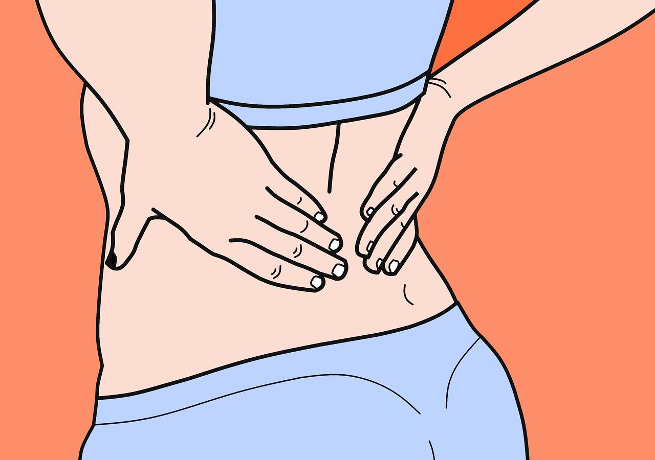 Rückenschmerzen mit altersgerechten Rückenübungen entgegenwirken