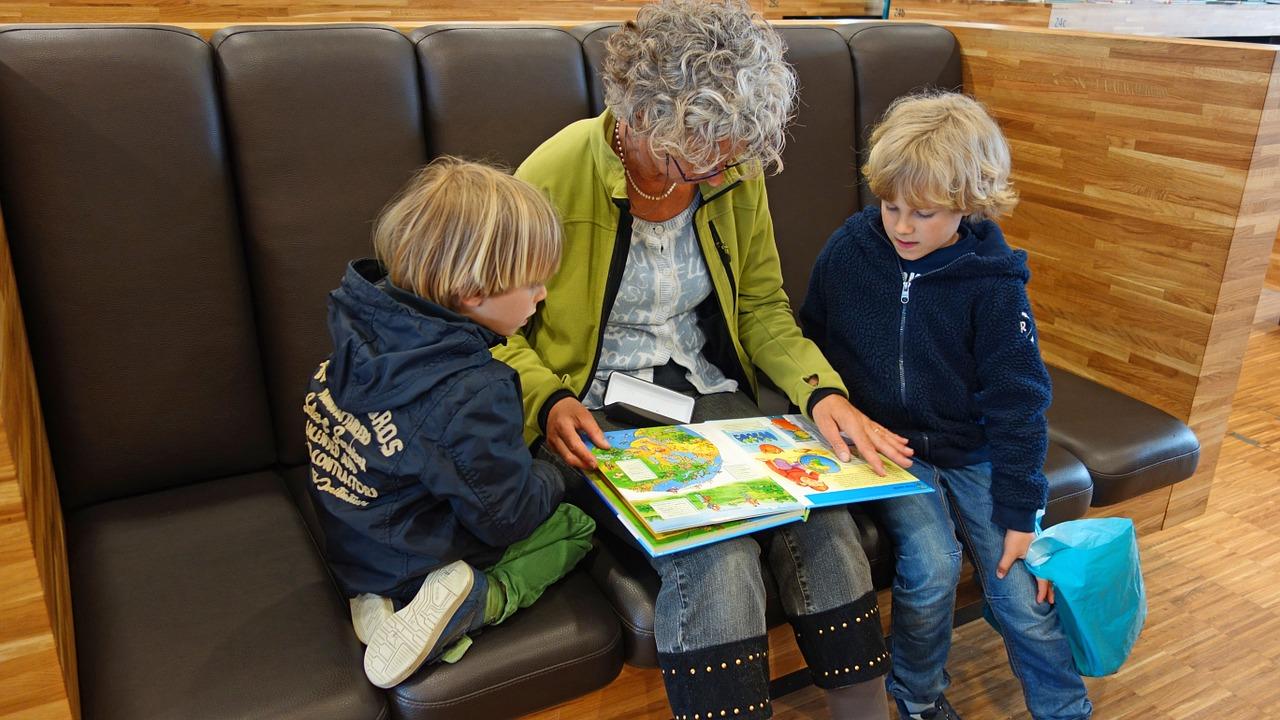 Ein Urlaub mit Großeltern stärkt die zwischenmenschliche Bindung