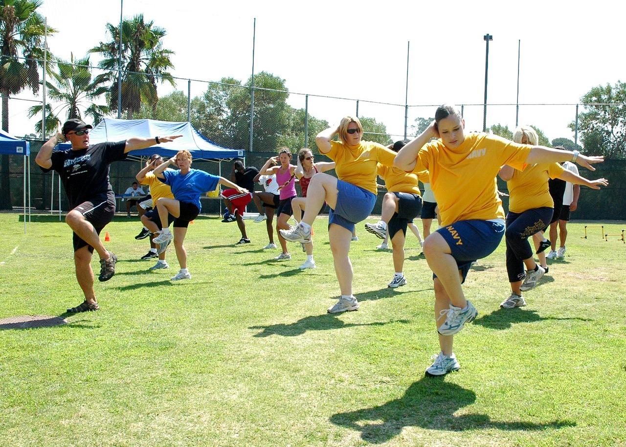 Programme für Seniorengymnastik ist wichtig