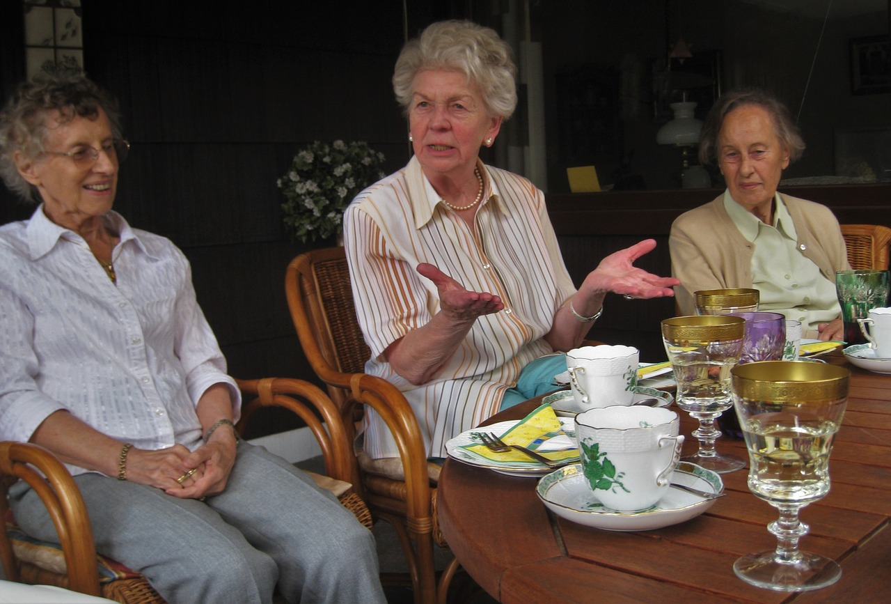 Wohngemeinschaft für Senioren - Eine Wohnform im Alter