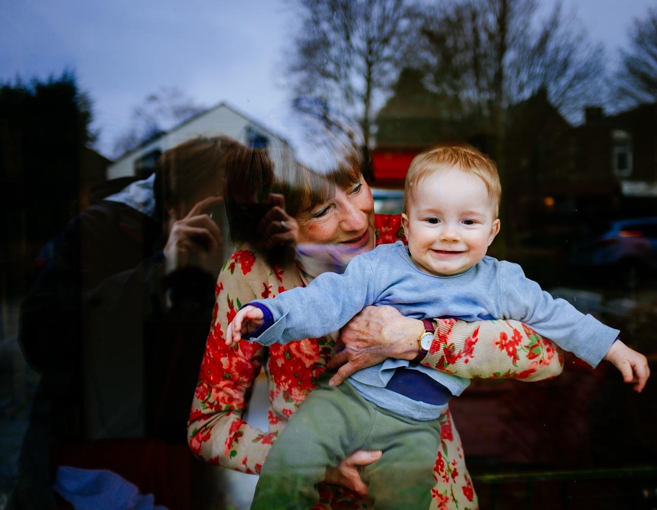 Urlaubsreisen mit Enkelkindern - darauf gilt es zu achten