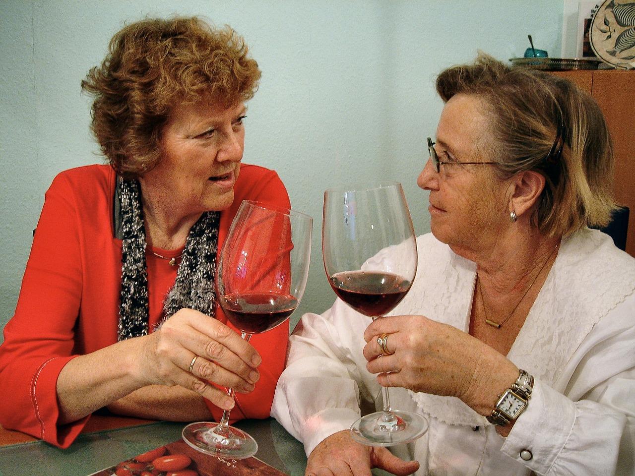 Senioren WG - Gesellschaft und Sicherheit im Alter