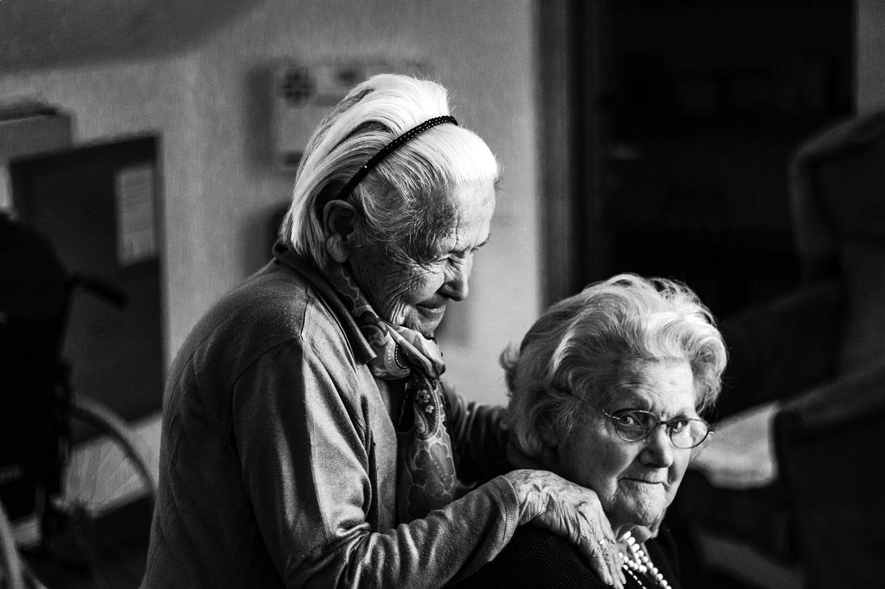 Senioren WGs bieten auch finanzielle Sicherheiten