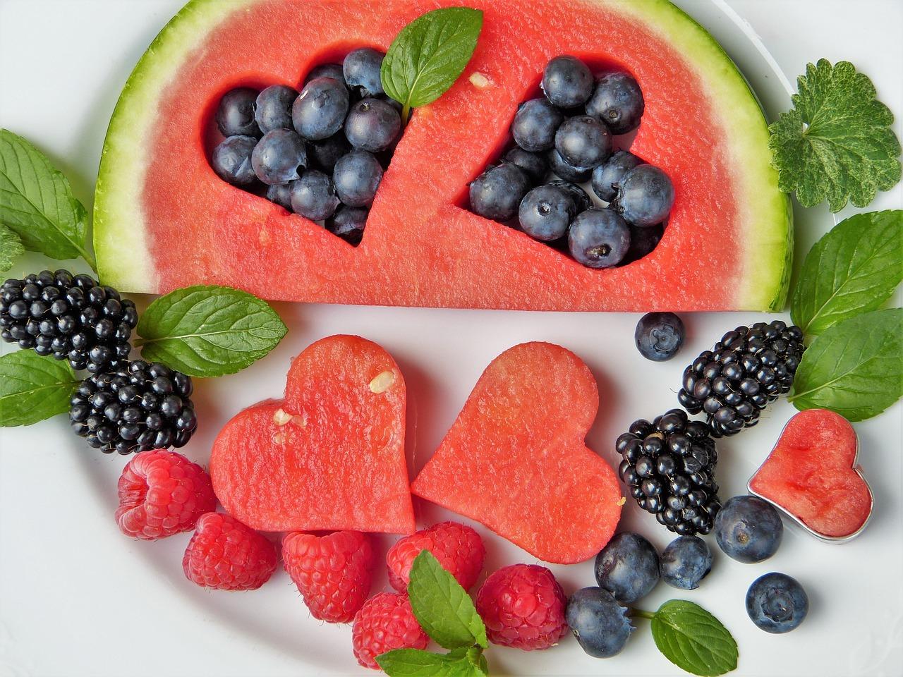 Beeren zählen mit zu dem Superfoodss und helfen Senioren beim abnehmen