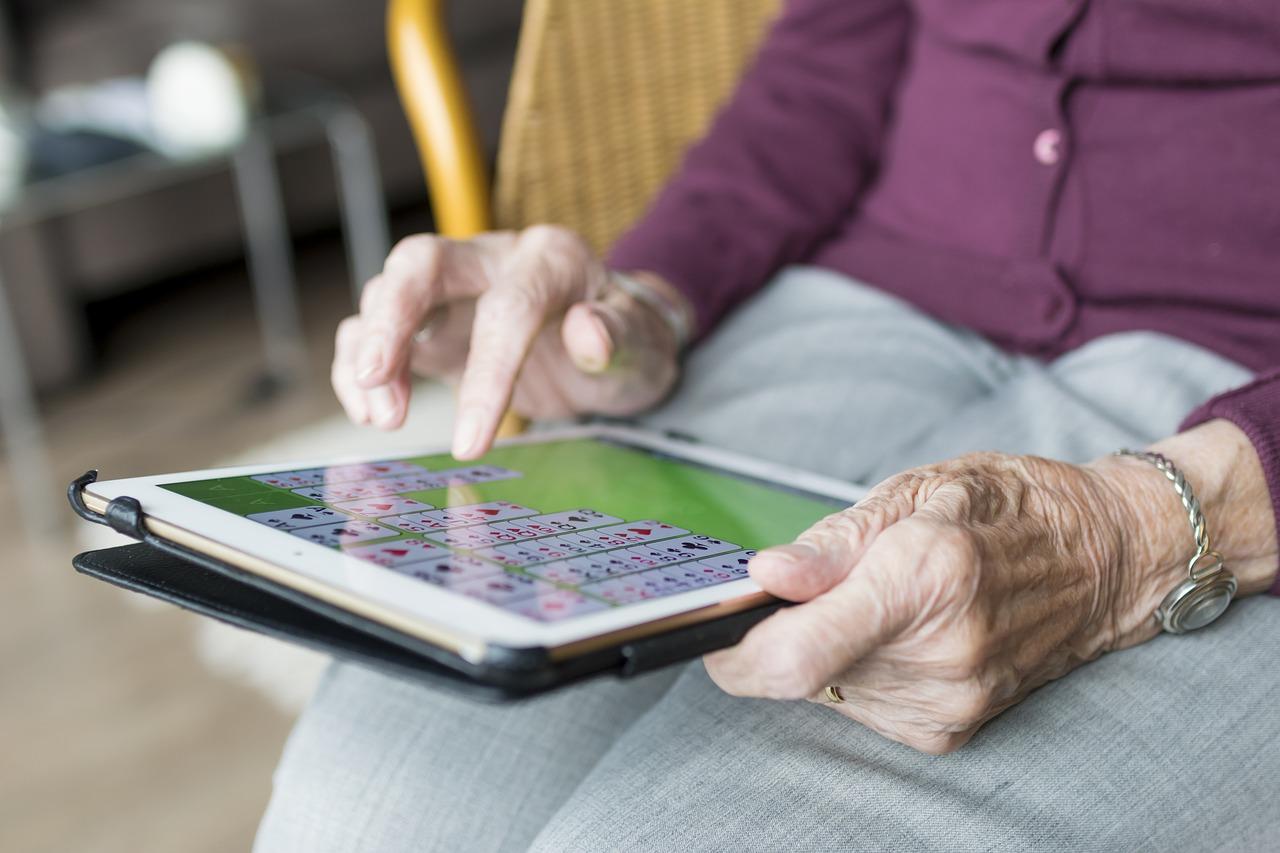 Tablets für Senioren - So einfach geht's