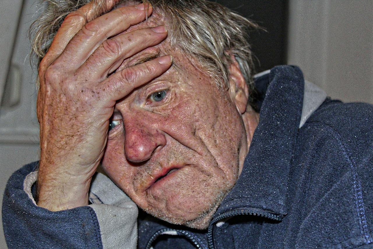 Demenzerkrankungen zeigen sich in vielen Symptomen