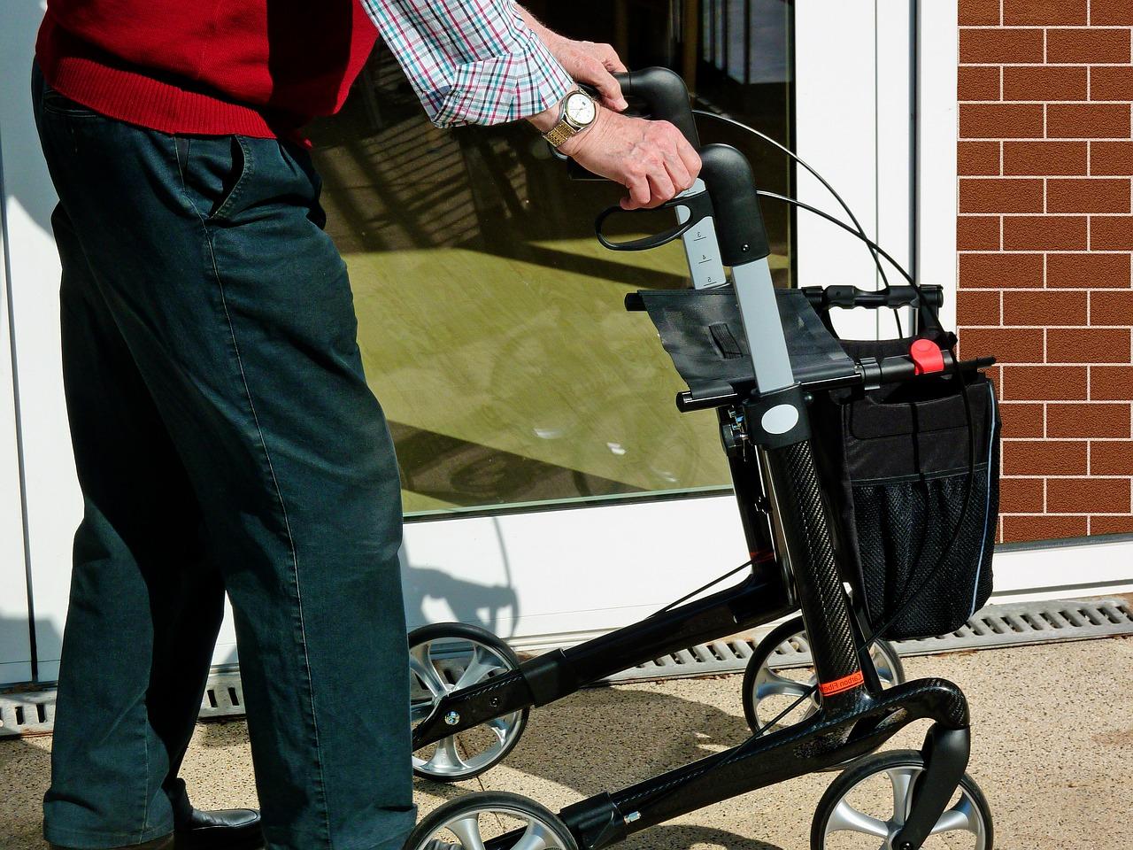 Hilfsmittel für ein seniorengerechtes Heim