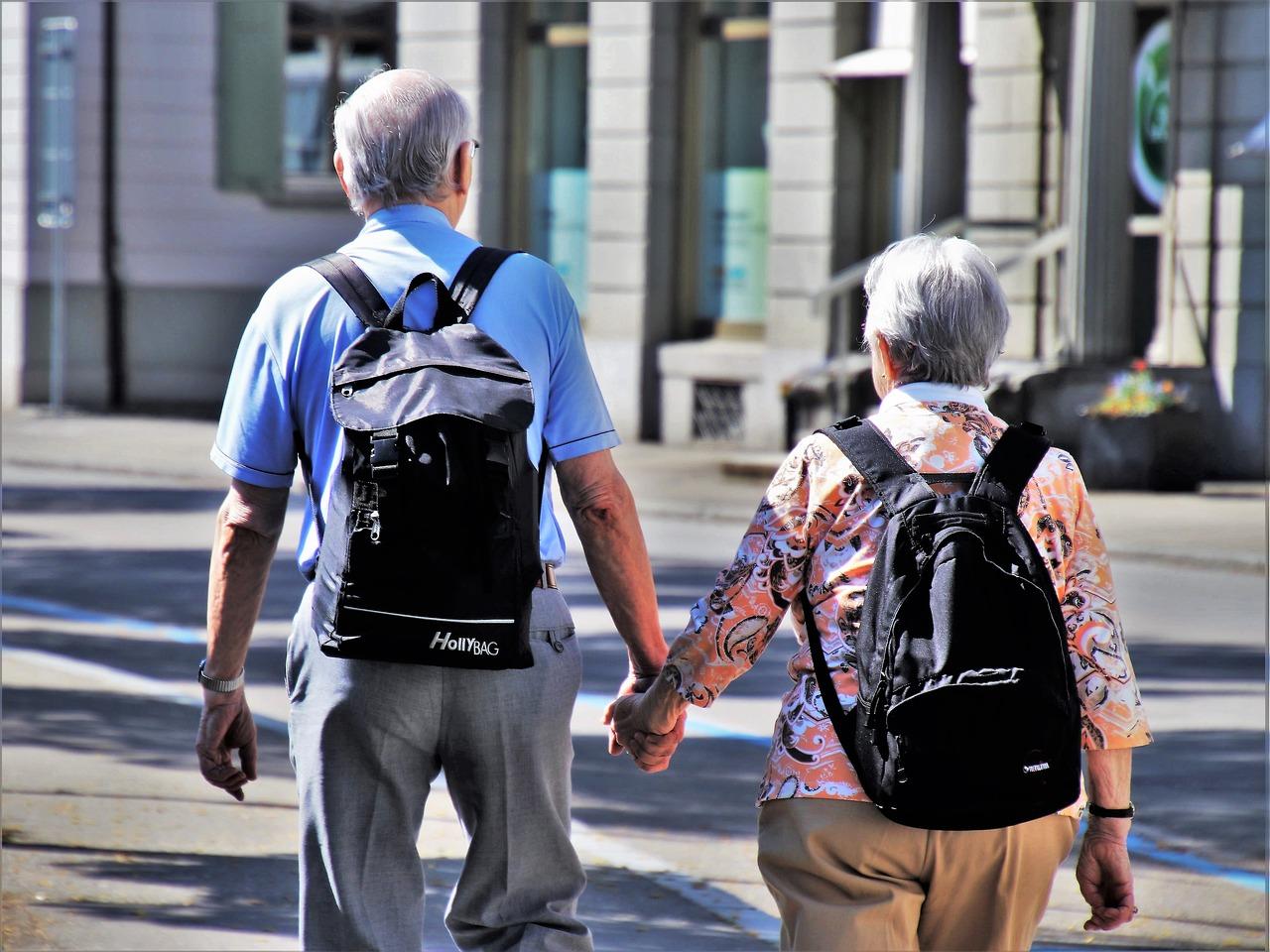 Im Ruhestand der Langeweile mit einem Städtetrip entgegenwirken