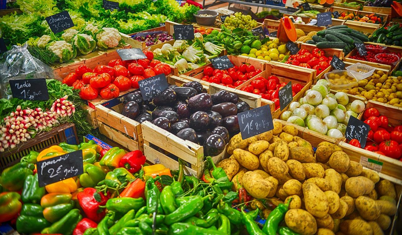 Gesunde Ernährung im Alter