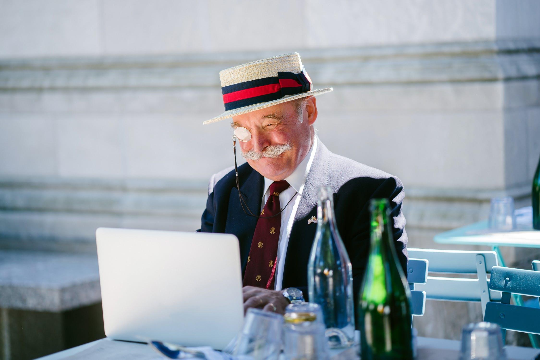 Virtueller Spiele-Spaß für Senioren