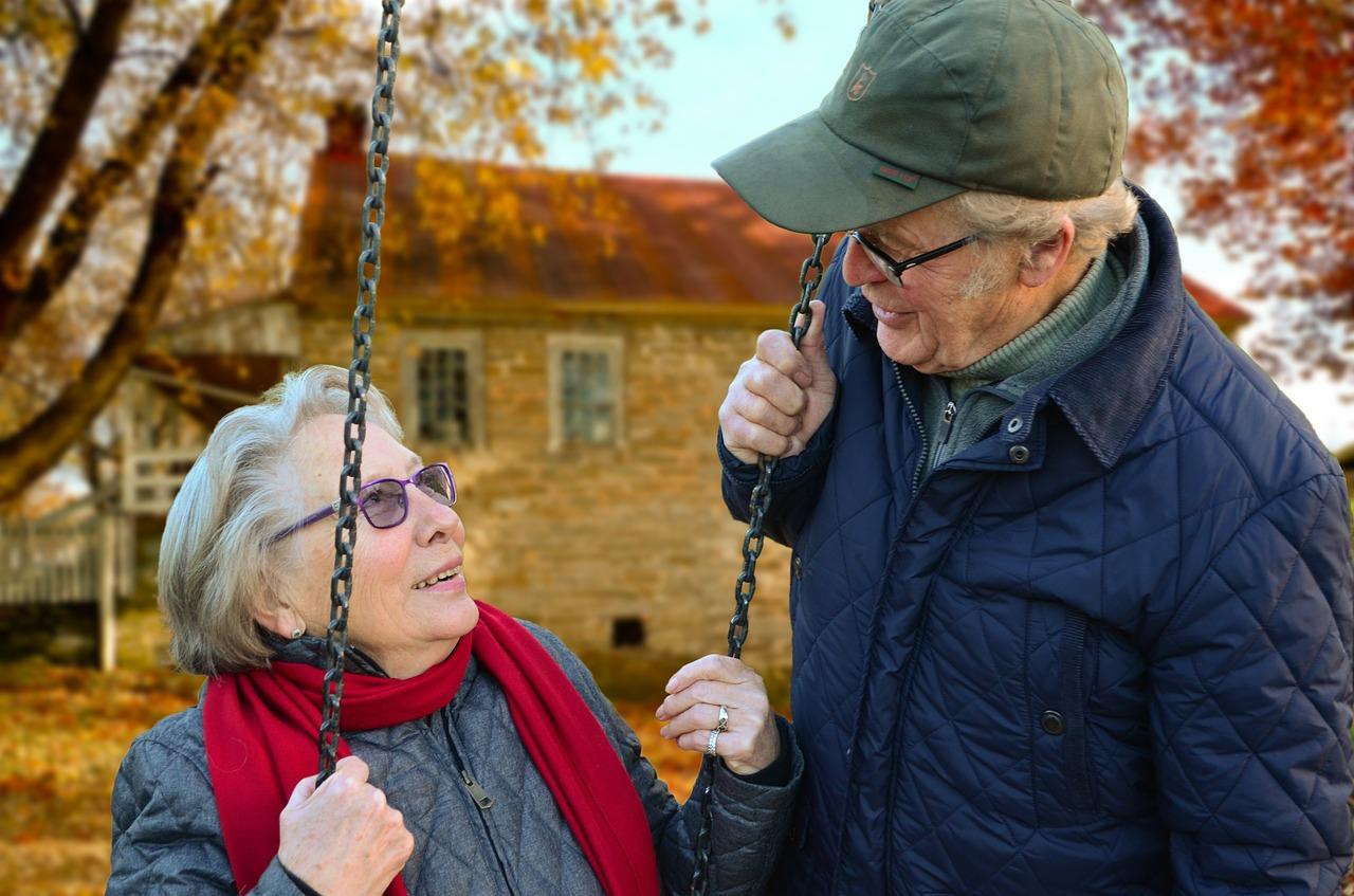 Senioren der Silver Society bevorzugen eine Best Ager Residenz